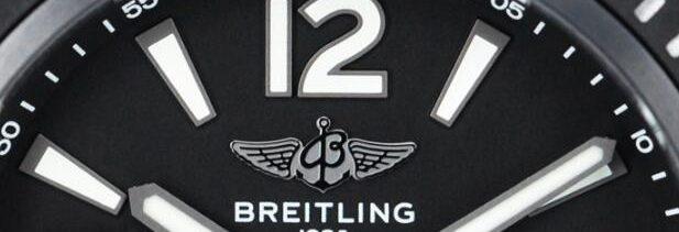 Favorito Novo Breitling Superocean Réplicas De Relógios
