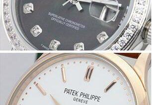 Rolex Replica relógios e relógios Patek Philippe Replica
